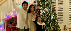 Happy Holidays 2009 from the Knight family (10,000 YouTube Subscribers) !!!