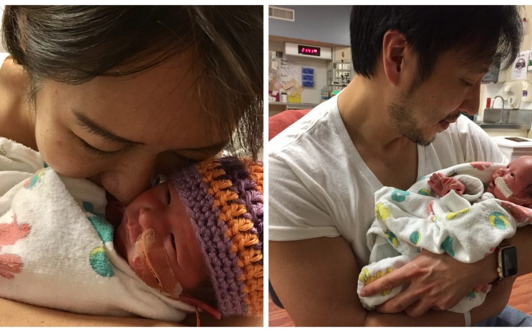 Our Month in the NICU
